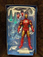 2020 Hasbro Marvel Legends GamerVerse IRON MAN Action Figure NO BAF Avengers