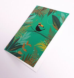 SARA MILLER TOUCAN NOTECARDS WITH ENVELOPES [10 PACK]