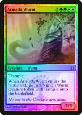 Armada Wurm FOIL Return to Ravnica PLD White Green Mythic Rare CARD ABUGames