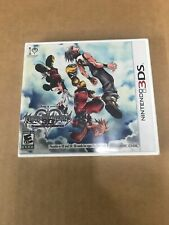 Kingdom Hearts 3D Dream Drop Distance Nintendo 3DS OOP RPG game NEW SEALED Rare!