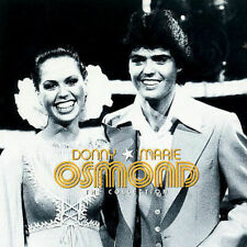 Donnie & Marie Osmond The Collection CD NEW