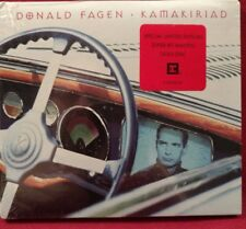 Donald Fagen Kamakiriad  LIMITED GOLD DISC PROMO CD SEALED