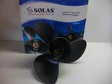 Solas Boat Propeller Amita 3 Blade 4411-132-19 pitch 60 to 140 Suzuki outboard