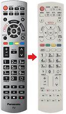 Ersatz Fernbedienung für Panasonic TX-50EX730E | TX-50EX750B | TX-50EX780E