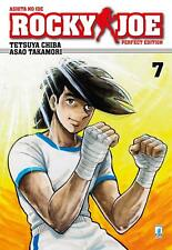 ROCKY JOE PERFECT EDITION 7 - MANGA STAR COMICS - NUOVO