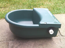 PLASTIC AUTOMATIC WATER STABLE DRINKER 3lt  horse pony farm