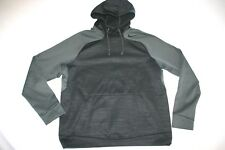 Nike Hoodie Therma Fit Cold Gear Sweat Shirt Youth L Gray