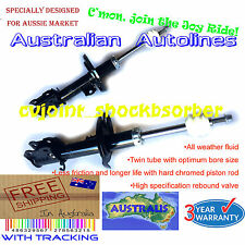 2 Struts Holden Combo XC Van Brand New Front Shock Absorbers 9/02-on