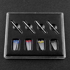 20 pcs Fiber Post & 4 Drills Dentist Tool Box Dental Fiber Set