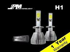 30W 3200LM H1 LED High Beam Bulb 6500K White High Power for Infiniti 99-04 Q45