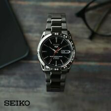 SEIKO 5 Five Automatic Winding SNKE03K1 SNKE03KC Clear Back Cover