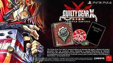 Guilty Gear Xrd -SIGN- *LIMITED EDITION* (PlayStation 3, Aksys) *COLLECTORS* PS3