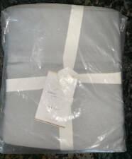New~Pottery Barn Hammill Sheet Set~KING~Gray Grey