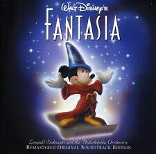 Various Artists, Leo - Fantasia (Original Soundtrack) [New CD] Rmst