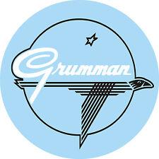 Grumman Tiger Aircraft Logo Yoke Decal!