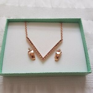 Pierre Lang Rose Gold jewellery