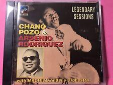 RARE cd SALSA Tumbao ARSENIO RODRIGUEZ   & CHANO POZO with Marchito Orchestra