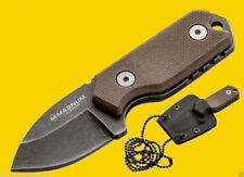 Böker Magnum Li 'L Friend Micro COLTELLO collo agenti COLTELLO COLTELLO Neck Knife 02sc743