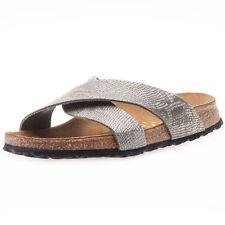 Sandalias y chanclas de mujer Birkenstock color principal gris