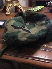 Us Army Camouflage Vintage helmet Cover Camo