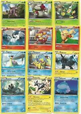 COMPLETE (21 RARE NEXT DESTINIES Pokemon Card Set- Reshiram Zekrom- 2012 RELEASE