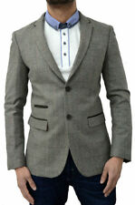 Wool Blazers Double Breasted Coats & Jackets for Men