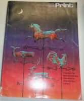 Print Magazine Print's Regional Design Annual July/August 1991 120414R2