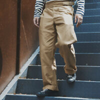 NON STOCK British Army Gurkha Trousers Vintage Men's Military Pants Khaki Chino