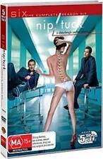 NIP/TUCK : SEASON 1 - 6 : NEW DVD