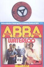 """Abba Waterloo (1974)  [7"""" Single]"""