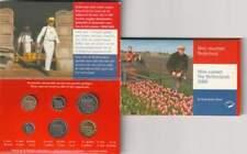 Nederland mini muntset 2000 - Guldens klein formaat