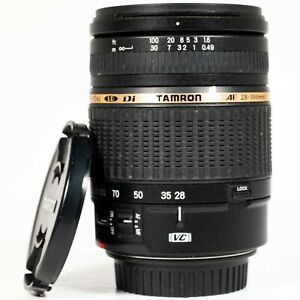 Tamron LD DI 28-300mm f/3.5-6.3 Di VC Lens