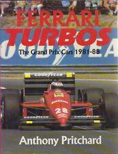 FERRARI 126 C C2/B C3 C4 156/85 F1/86 F1/87 1981-Sviluppo & Race libro di storia