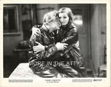 GRETA GARBO ORIGINAL VINTAGE ANNA CHRISTIE MGM SCENE STILL
