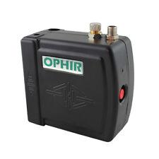 OPHIR 3 Tips Dual Action Airbrush Kit 12V Mini Air Compressor Hobby Model Cake