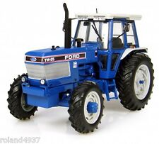 1985 Ford TW-25 Force II 4x4 Tractor 1:32 Die-Cast Universal Hobbies UH4028