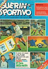 RIVISTA=GUERIN SPORTIVO=N°22 (187) 1978=GUIDA TV MONDIALI '78=SUBBUTEO=BRASILE