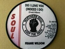Northern Soul puedo amarte (de hecho yo) Coser o Pegar en parche