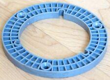 "NAB reel hub for 1/4"" quarter inch tape, grey | take up reel hub"