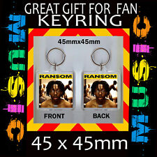 Ransom - Lil Tecca -45X45mm  - Album Cover - Keyring Great Gift For Any Fan