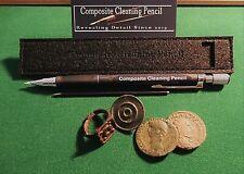 Metal Detector / Metal Detecting. / Composite Cleaning Pencil.