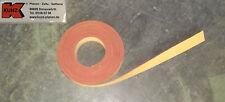 Treibriemen - Flachriemen 40 mm breit Neuware Gummigeweberiemen für Motoren