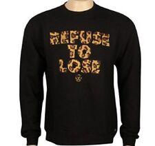 JSLV Refuse Crew Sweatshirt (S) Black MCS8021