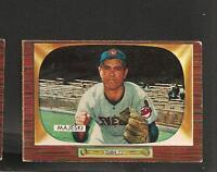 1955 Bowman # 127 Hank Majeski Vg-Ex