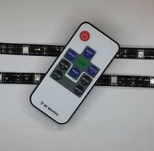 RF Remote Control RGB Illuminazione penetrazione del pavimento / interna 2x 30cm Strisce