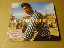 DIGIPACK 3-CD / CLIFF RICHARD - ANTHOLOGY