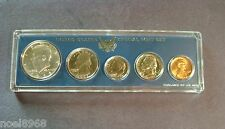 """1966 SMS ONE """"SPECIAL MINT SET""""  WITH PROOF-LIKE SILVER KENNEDY HALF DOLLAR"""