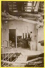 cpa Rare 75 - PARIS Appartement Bombardée Rue St GEORGES par CANON Longue Portée