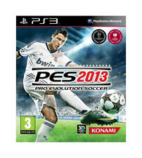 Pro Evolution Soccer 2013 PS3 PlayStation 3 Video Juego Perfecto Estado ukrelease