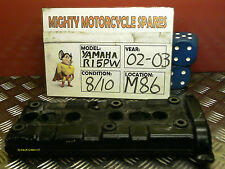 2002 2003 YAMAHA R1 5PW ROCKER COVER CASING  (M86)